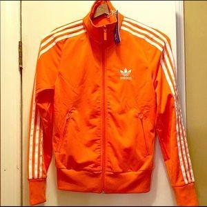 Adidas Track Jacket! TT Firebird! New With Tags!